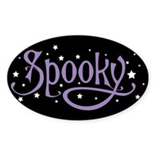 Spooky Decal