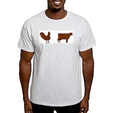 Brown Chicken Brown Co T-Shirt