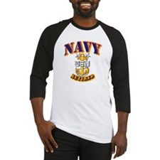 NAVY - MCPO - Retired Baseball Jersey