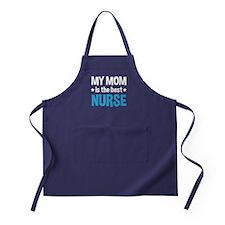 Best Nurse Mom Apron (dark)
