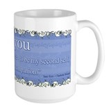 Jane Eyre I Ask You Quote Mug