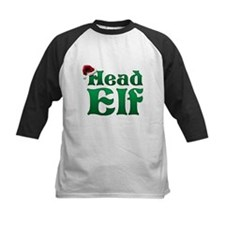 Head Elf Baseball Jersey