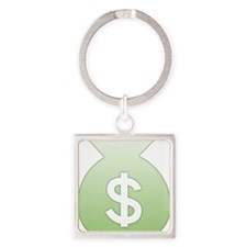 Money Bag Keychains