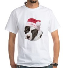 Christmas American Pit Bull Terrier Shirt