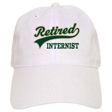 Retired Internist Baseball Cap