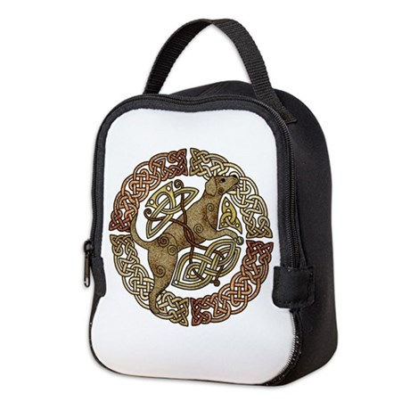Celtic Dog Neoprene Lunch Bag