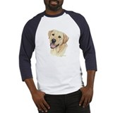 Yellow Labrador Baseball Jersey