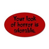 look-of-horror-red_12x18.png Wall Decal