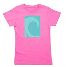 Aqua-iPhone.png Girl's Tee