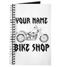 Custom Bike Shop Journal
