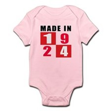 Made In 1924 Infant Bodysuit
