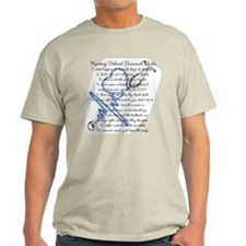 nursing school survival rules T-Shirt
