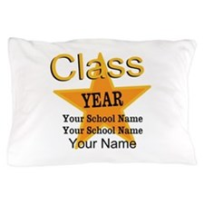 Custom Graduation Pillow Case
