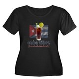 cubalibretee Plus Size T-Shirt