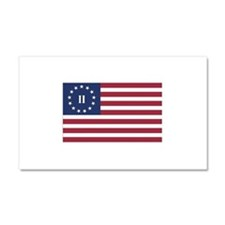 Flag of the Second American Revolution Car Magnet