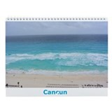 Cancun Wall Calendar