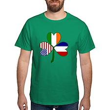 Shamrock of France T-Shirt
