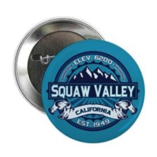 "Squaw Valley Ice 2.25"" Button"