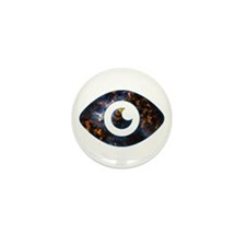 Cosmic Eye Mini Button (10 pack)