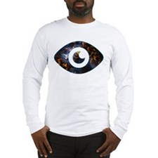 Cosmic Eye Long Sleeve T-Shirt