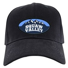 Squaw Valley Blue Baseball Hat