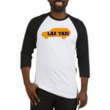 Lax Taxi Orange Baseball Jersey
