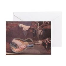 Bluesman Greeting Cards (Pk of 10)