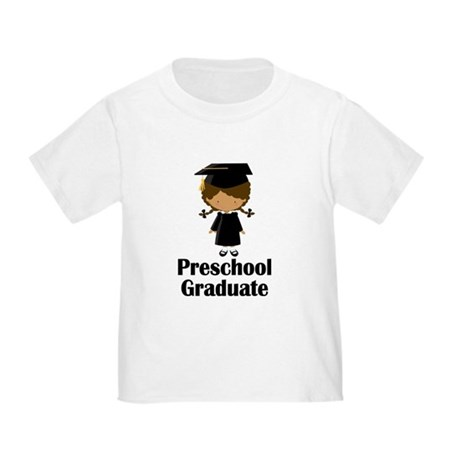 Preschool Graduate Toddler T-Shirt