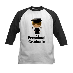 Preschool Graduate Kids Baseball Jersey