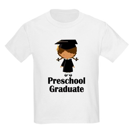 Preschool Graduate Kids Light T-Shirt