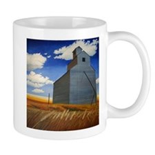 Elevator near Johnston WA. Mug