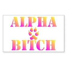 Alpha Bitch Decal