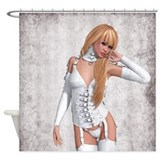 The Slave Bride Shower Curtain