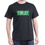 Bowery, New York - USA T-Shirt