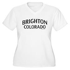 Brighton Colorado Plus Size T-Shirt