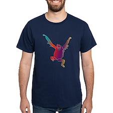 Colorful Orangutan T-Shirt