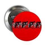 "Peleton 2 Red 2.25"" Button (100 pack)"