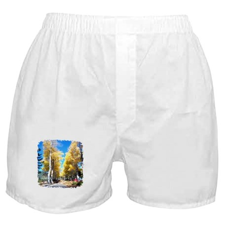 Aspen Trail Boxer Shorts