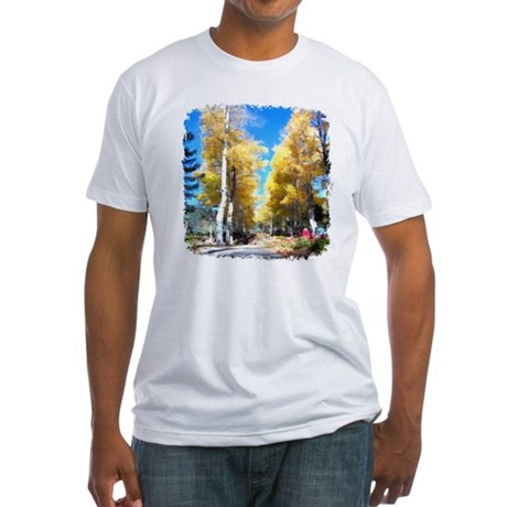 Aspen Trail Fitted T-Shirt