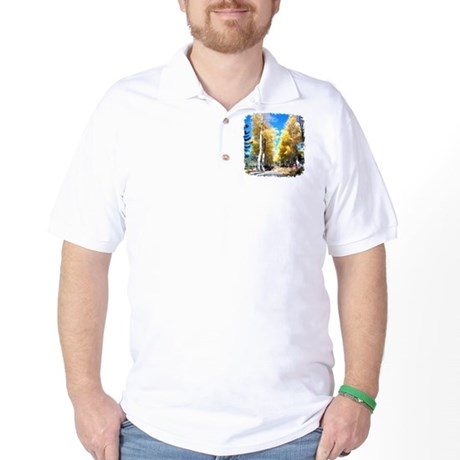 Aspen Trail Golf Shirt