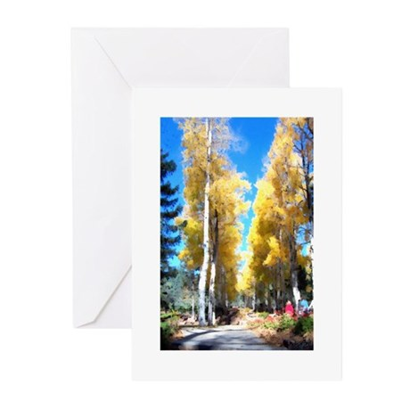 Aspen Trail Greeting Cards (Pk of 10)