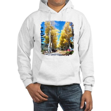 Aspen Trail Hooded Sweatshirt