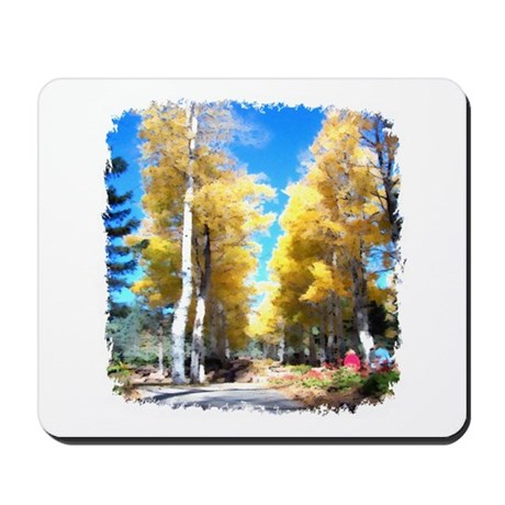 Aspen Trail Mousepad