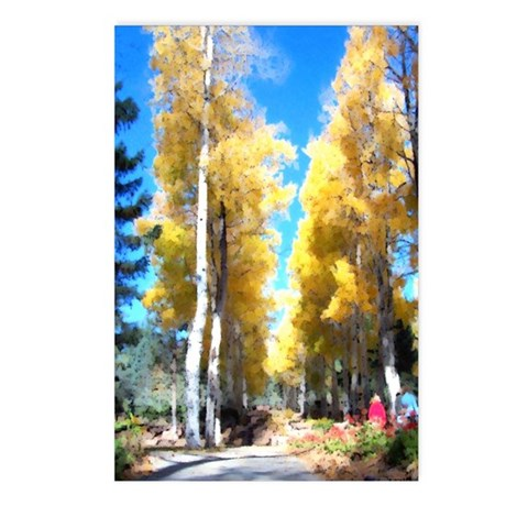 Aspen Trail Postcards (Package of 8)