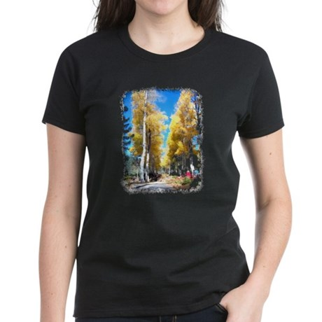 Aspen Trail Women's Dark T-Shirt