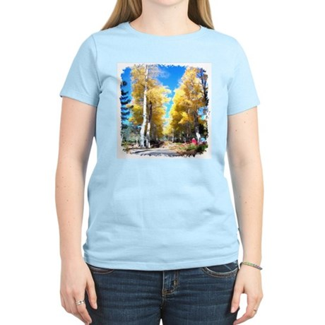 Aspen Trail Women's Pink T-Shirt