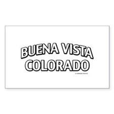 Buena Vista Colorado Decal