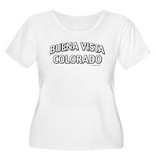 Buena Vista Colorado Plus Size T-Shirt