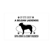 Belgian Laekenois designs Wall Decal