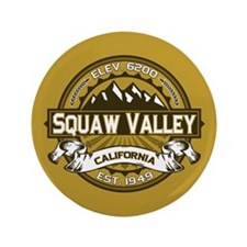 "Squaw Valley Wheat 3.5"" Button"